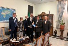 مدیران کل کنسولی ایران و فنلاند در تهران دیدار کردند