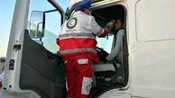 ۵۱ نفر مشکوک به کرونا / ۱۶۵ تیم عملیاتی هلال احمر در مقابله با کرونا