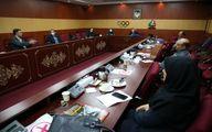 سومین نشست کمیسیون محیط زیست و ورزش کمیته ملی المپیک برگزار شد