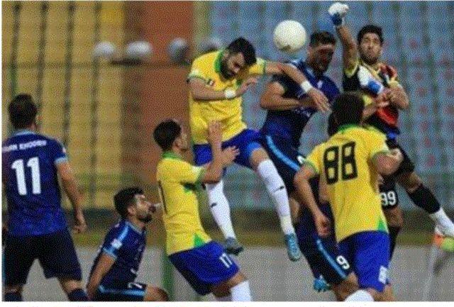 هفته دوم  مسابقات لیگ برتر فوتبال قزوین برگزار شد