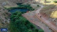 اجرای عملیات فاز دوم محوطهسازی منطقه گردشگری دریاچه دوقلوی آبدانان