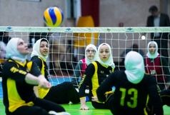 پیروزی تیم والیبال نشسته بانوان شهرداری ارومیه در نخستین گام