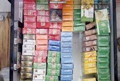 کشف بیش از 5 هزار نخ سیگار قاچاق در شهرستان رودان