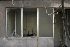 انفجار یک ساختمان مسکونی در منطقه حسنآباد