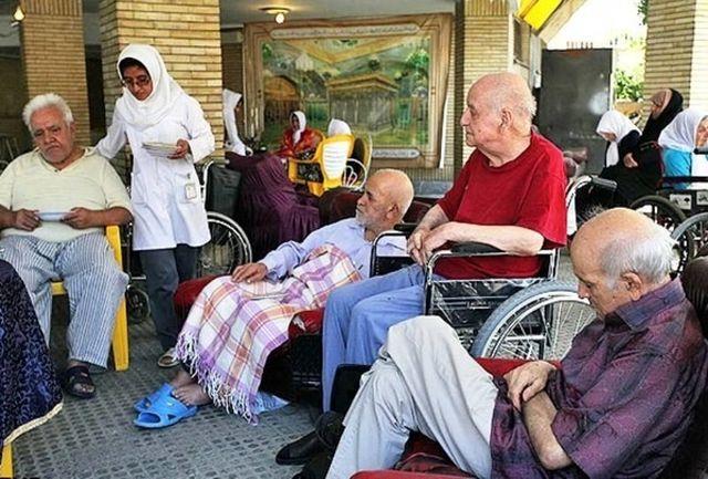 195 هزار نفر از جمعیت کرمانشاه سالمند هستند