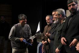 درخشش عکاس خبرگزاری برنا استان فارس در جشنواره کشوری ابوذر