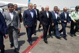 سفر وزیر امور خارجه به بندر چابهار