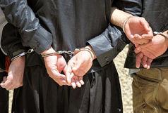 ۳۸ نفر از اراذل و اوباش زاهدان دستگیر شدند