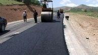  پیشرفت مناسب  در بهسازی و آسفالت راههای روستایی استان ایلام در سال جاری