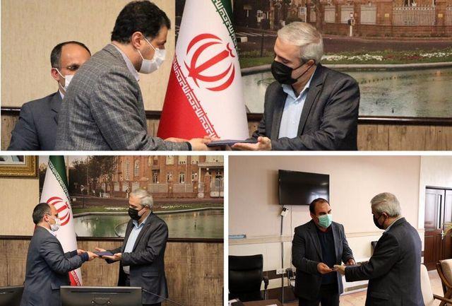 انتصاب های جدید در شهرداری تبریز
