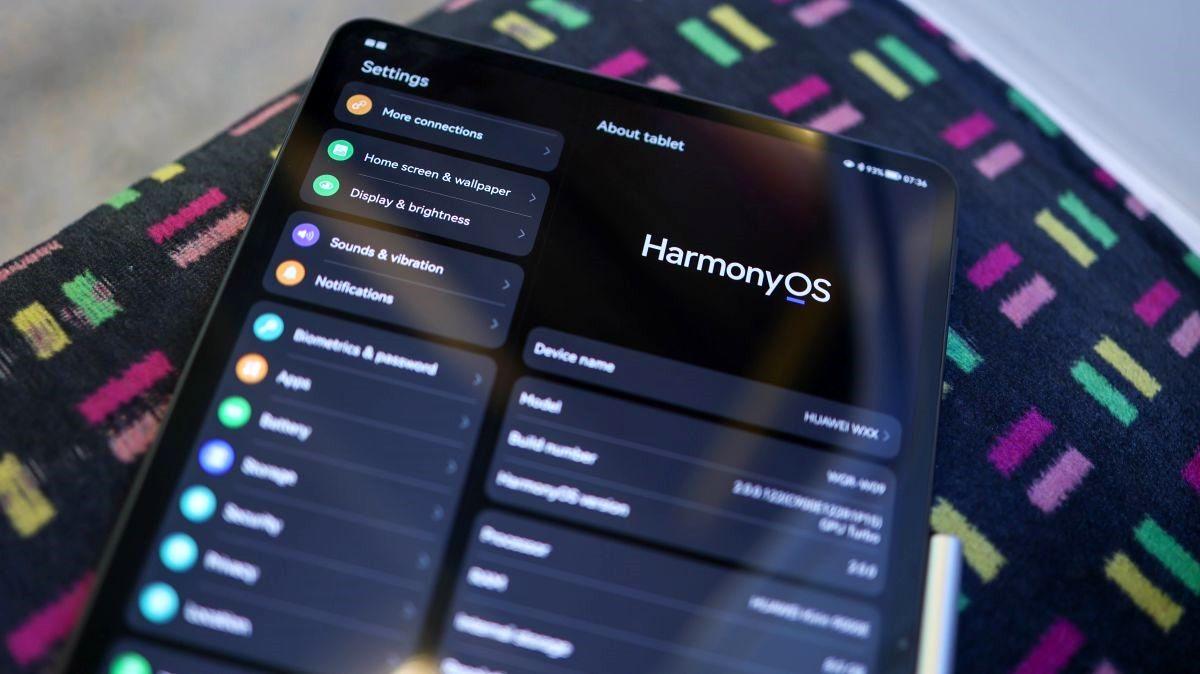 با قابلیتهای مهم سیستم عامل HarmonyOS در دنیای تبلتها آشنا شوید