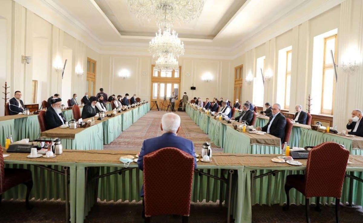 جنگ راه حل مساله افغانستان نیست/ همه تلاش ها باید در راستای رسیدن به راه حل سیاسی باشد