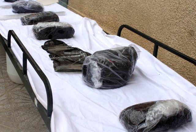 کشف بیش از ۱.۵ تن مواد مخدر در زاهدان