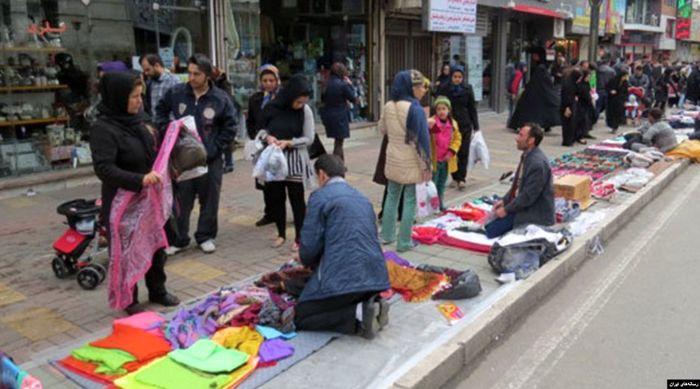 طرح ساماندهی دستفروشان این هفته به صحن شورای شهر می رسد/ اضافه شدن تولید کنندگان و مغازه داران ورشکسته به آمار دستفروشان