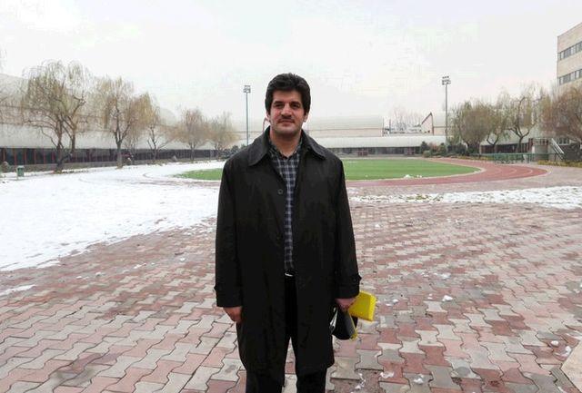 خادم در باکو!