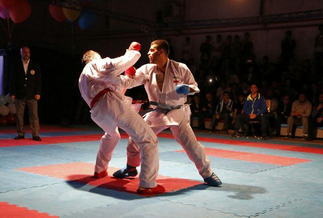 مدال طلای کاراته قهرمانی آسیا به کاراتهکای تکابی رسید