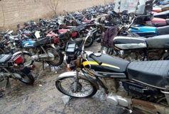 طرح تسهیل ترخیص موتورسیکلت های رسوبی تا پایان بهمن ماه امسال ادامه دارد