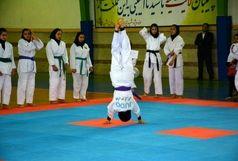 جشنواره فرهنگی ورزشی بانوان در شهر بازرگان برگزار شد