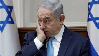 نتانیاهو فرار کرد+ فیلم