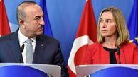 اروپا به ترکیه هشدار داد