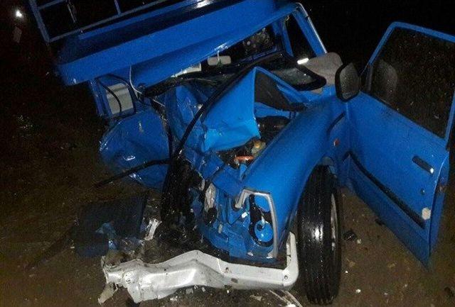 تصادف منجر به مرگ در شهرستان چوار
