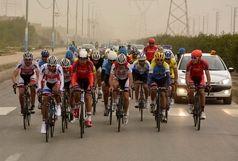 امیرحسین جمشیدیان در راه تیم ملی دوچرخه سواری