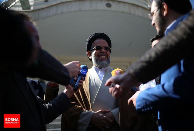 مراسم اربعین حسینی با امنیت کامل برگزار شد