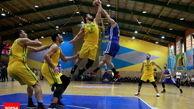 آبادانی ها فاتح دومین دربی بسکتبالی خوزستان