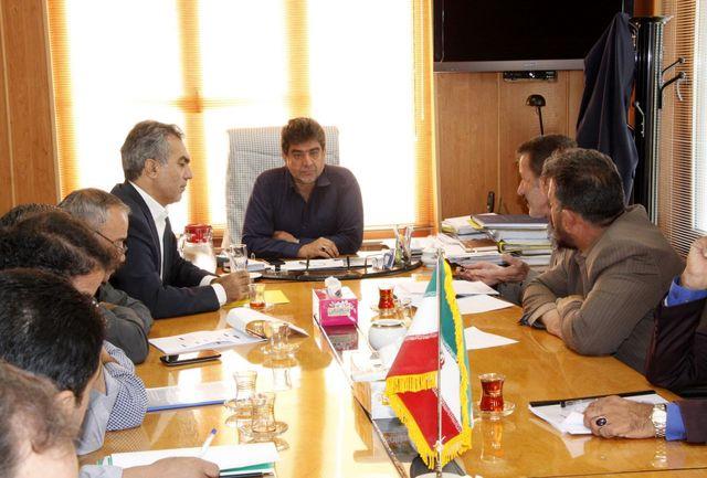جلسه شهردار حسن آباد فشافویه با معاونت ها ومسئولین واحدهای شهرداری برگزارشد