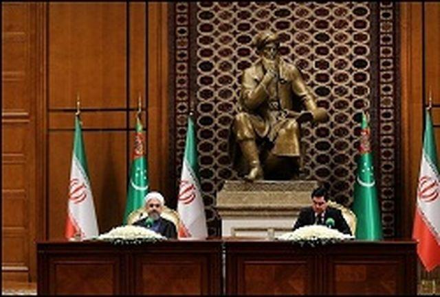 دکتر روحانی: کریدور عمان، ایران، ترکمنستان و ازبکستان فعال میشود