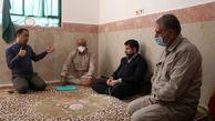 خیرین به مشکلات منطقه احمد فداله توجه کنند/ورود گروه های جهادی برای تسریع در احداث جاده سخت گذر منطقه