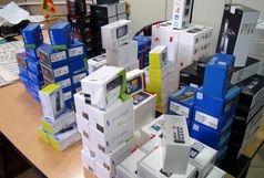 محموله یک میلیارد ریالی تلفن همراه قاچاق در کنارک توقیف شد