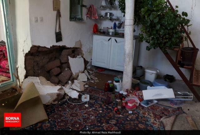 آمار مجروحین زلزله سی سخت به 29 نفر رسید