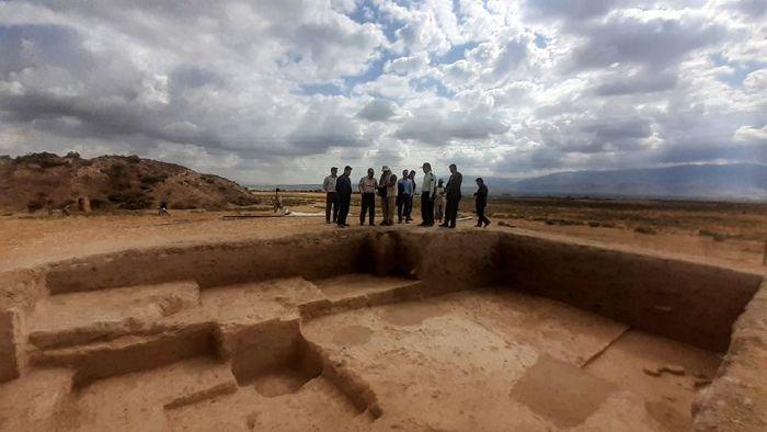 محوطه تاریخی «ریوی» منبعی مهم برای جریان شناسی فرهنگی در شمال شرق کشور