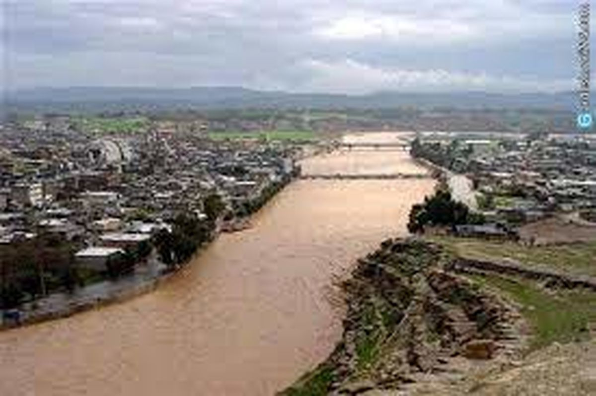 سند دار شدن عرصه رودخانه کشکان
