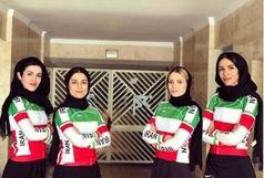 بانوان رکابزن ایران بهترین نتایج را ثبت کردند