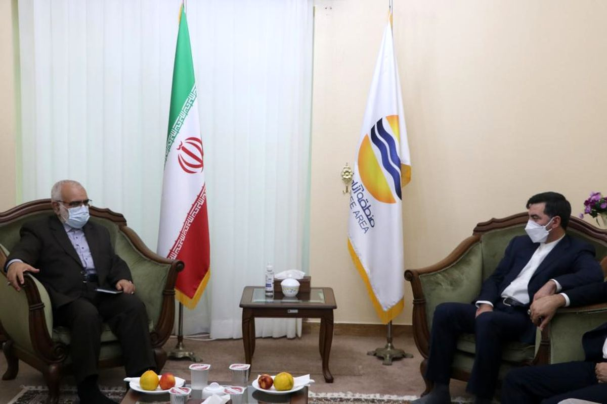 همکاری سازمان منطقه آزاد قشم با کمیته امداد امام خمینی(ره) در توسعه ساخت و واگذاری مسکن در قشم