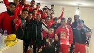 پیروزی امیدهای پرسپولیس با تغییر نتیجه بازی