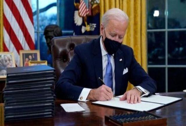 بایدن، روسیه را تحریم می کند