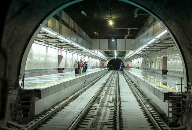۶ کیلومتر از خط هفت مترو به بهرهبرداری رسید