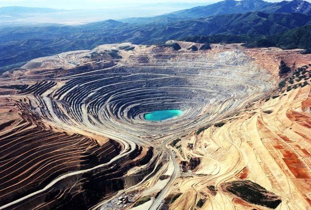 ذخایر معدنی استان زنجان ۶۰۰ میلیون تن است