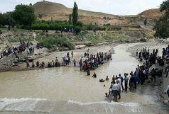 غرق شدن نوجوان ترکمنی در آب بند مرزی