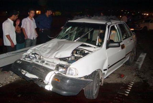 3 کشته و 2مجروح در تصادفات هرمزگان