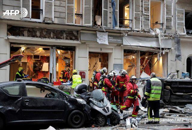 آخرین اخبار از انفجار مهیب در فرانسه