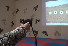 افتتاح نخستین سالن شبیه ساز تیراندازی در بیرجند