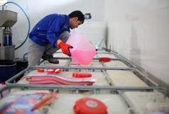 کشف ١٨۶٨ محلول ضد عفونی کننده احتکار شده در همدان