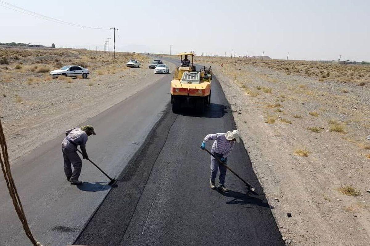 اجرای ۴۳۰ کیلومتر راه روستایی در بشاگرد