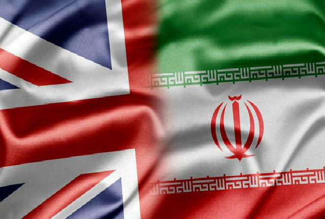 رایزنی تلفنی وزیران امور خارجه ایران و انگلیس