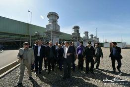 اجرای طرح توسعه نیروگاه علی آباد، گلستان را در تولید برق بی نیاز می کند
