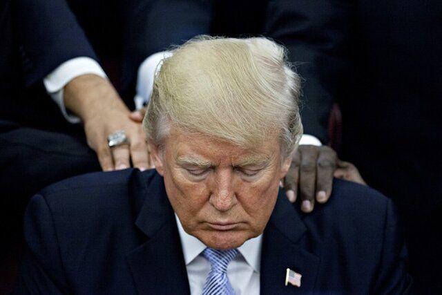 ادعاهای جدید رئیس جمهور آمریکا/ ببینید